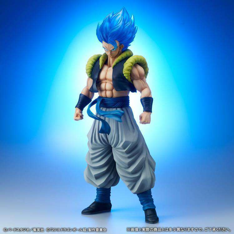 Dragon Ball Super Gigantic Series Super Saiyan God Super Saiyan Gogeta Exclusive - JUNE 2019