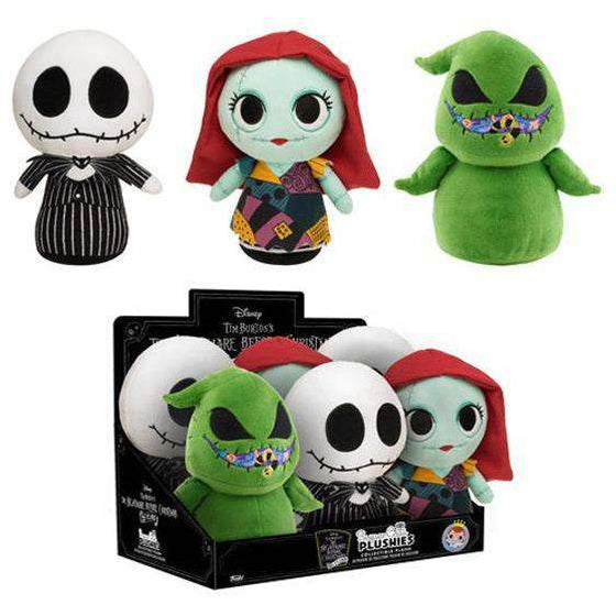 SuperCute Plushies: The Nightmare Before Christmas Box of 6 - Q4 2018