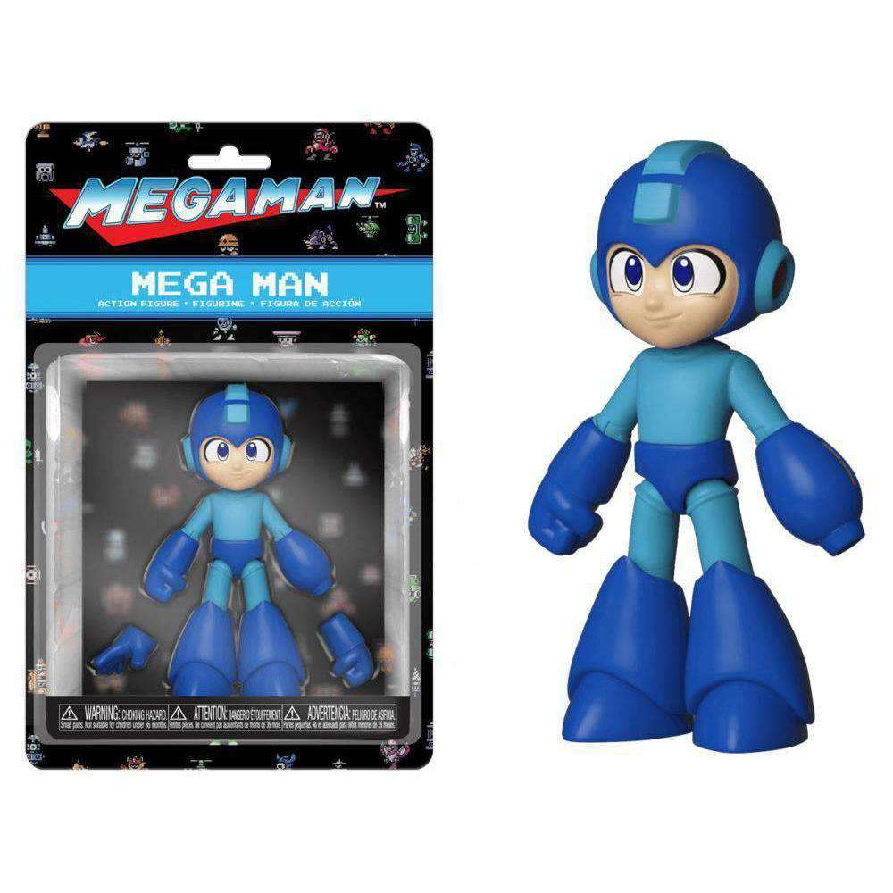 Mega Man Action Figure - DECEMBER 2018