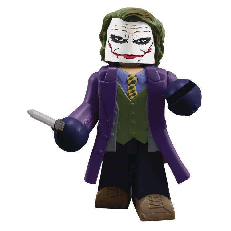 The Dark Knight Vinimate The Joker - JULY 2019
