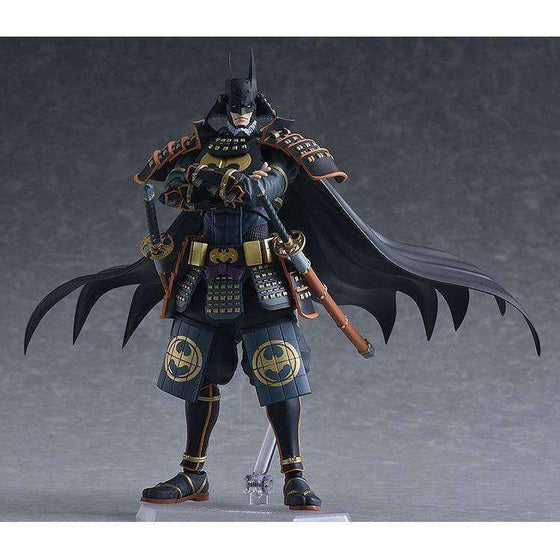 Batman Ninja figma EX-053 Batman (DX Sengoku Edition) - FEBRUARY 2019