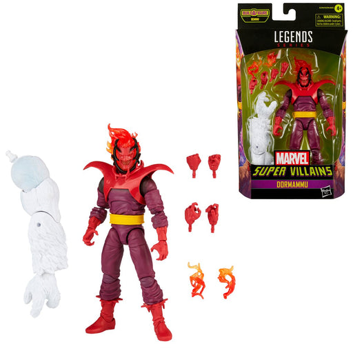 Marvel Legends Super Villains Dormammu 6-Inch Action Figure - AUGUST 2021
