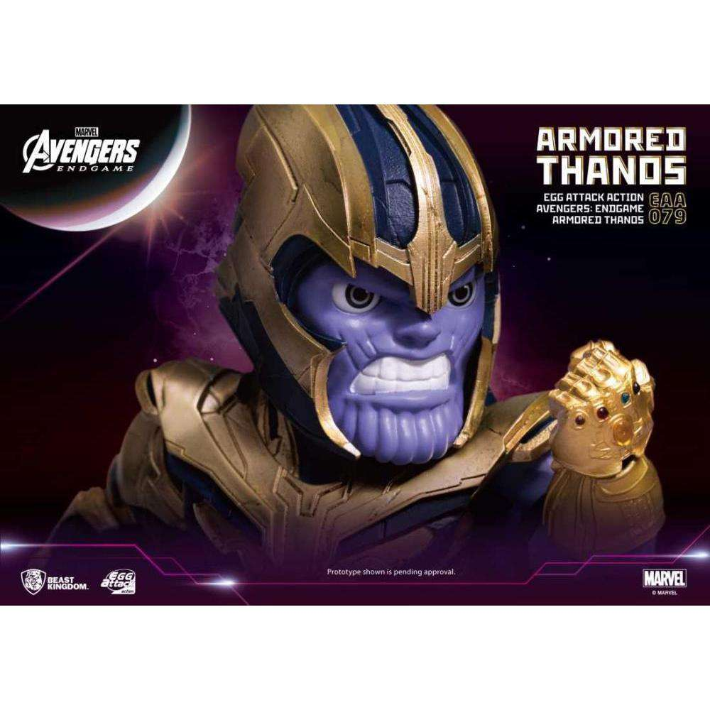 Avengers: Endgame Egg Attack Action EAA-079 Thanos PX Previews Exclusive - NOVEMBER 2019