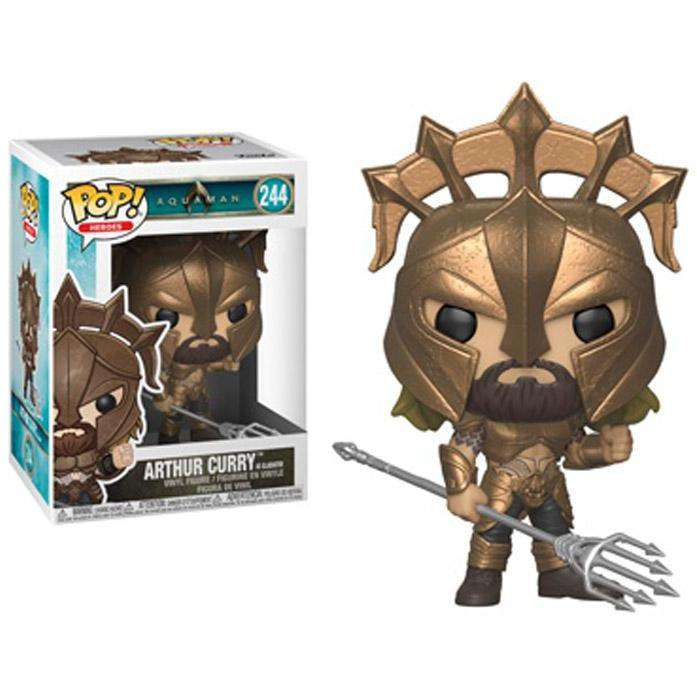 Pop! Heroes: Aquaman - Arthur Curry - OCTOBER 2018
