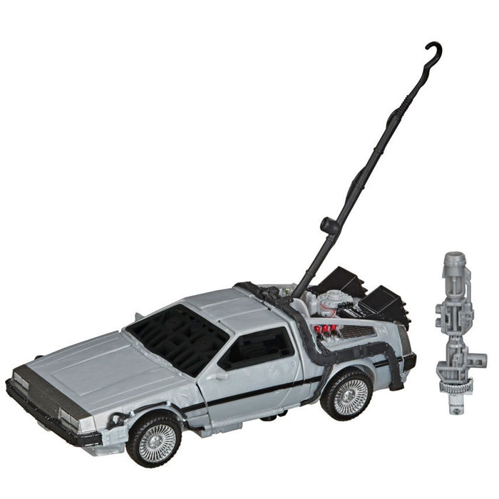 Back to the Future Transformers Mash-Up Gigawatt - JULY 2021