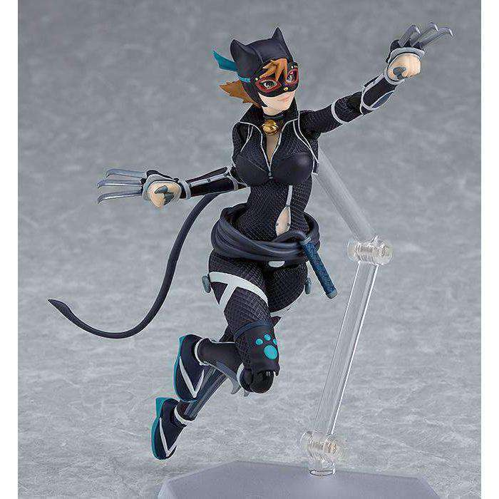 Batman Ninja figma No.412 Catwoman (Ninja Ver.) - JUNE 2019