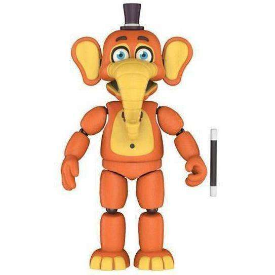 Freddy Fazbear's Pizzeria Simulator Orville Elephant Action Figure - NOVEMBER 2018