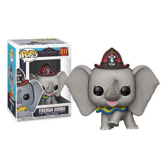 Pop! Disney: Dumbo - Fireman Dumbo - Q2 2019