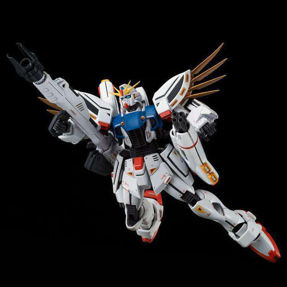 Gundam MG 1/100 F91 Gundam F91 (Ver 2.0) Back Cannon & Twin VSBR Type Exclusive Model Kit - JANUARY 2019