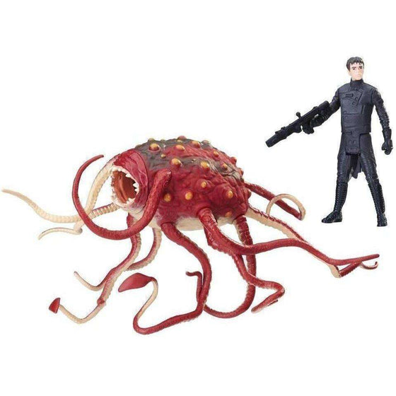 Star Wars Force Link Rathtar and Bala-Tik Figure