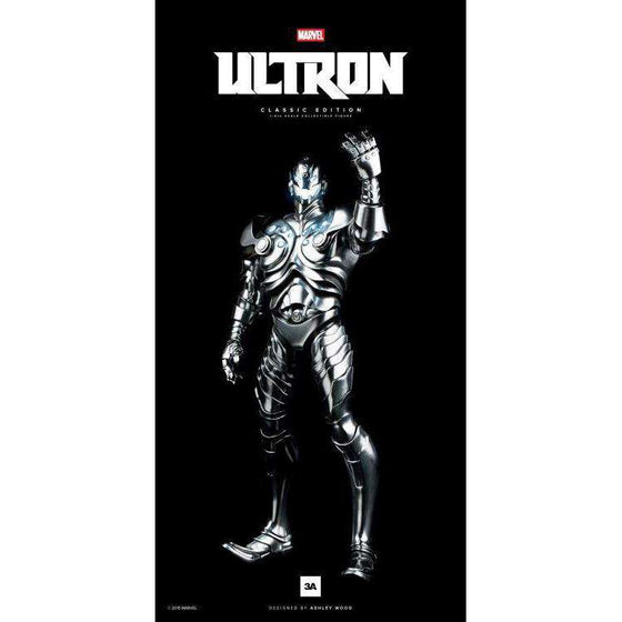 Marvel Ultron (Classic Edition) 1/6th Scale Collectible Figure