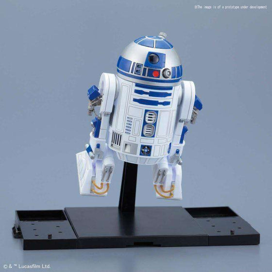 Star Wars Droid Collection R2-D2 (Rocket Booster Ver.) 1/12 Scale Model Kit - December 2018