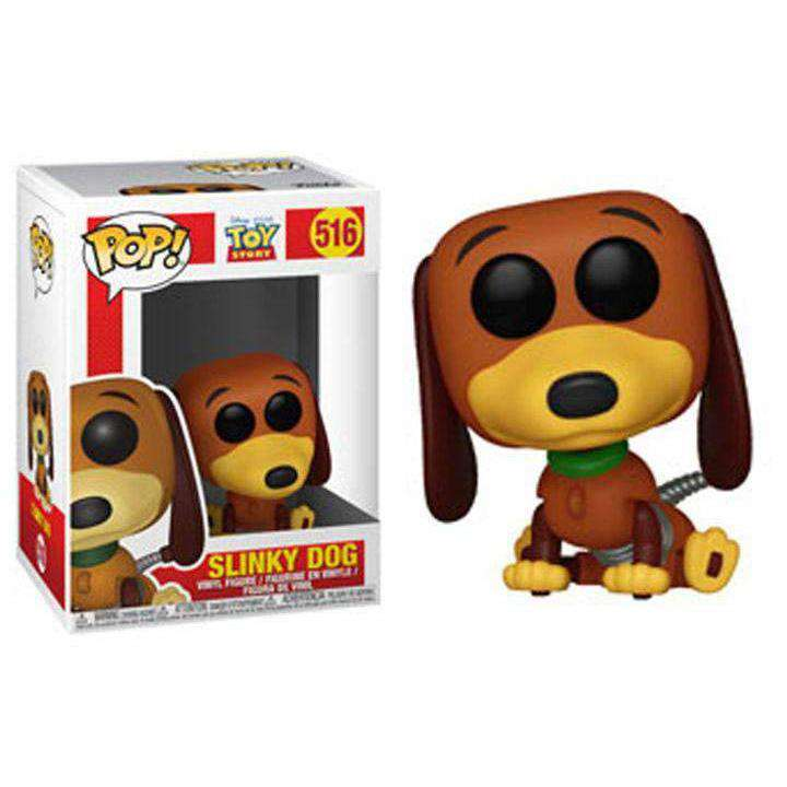 Pop! Disney: Toy Story - Slinky Dog - Q1 2019