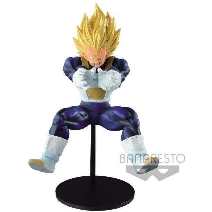 Dragon Ball Z - Super Saiyan Vegeta (Final Flash) - By Banpresto - PRE-ORDER SHIPS MARCH 2018