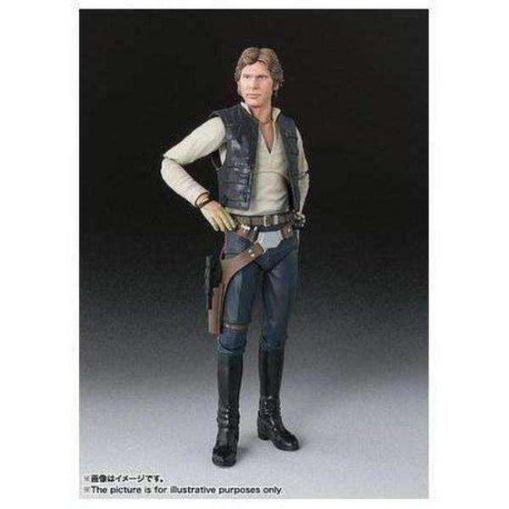 S.H.Figuarts Han Solo (A NEW HOPE) (Reissue)