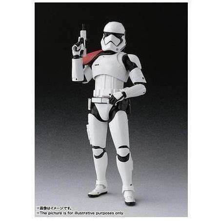 S.H.Figuarts First Order Stormtrooper Special Set (Star Wars: The Last Jedi)