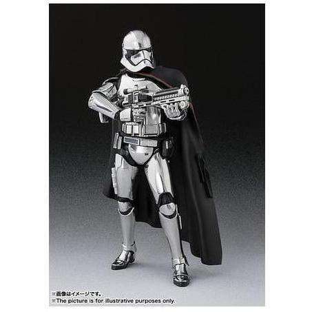 S.H.Figuarts Captain Phasma (Star Wars: The Last Jedi)