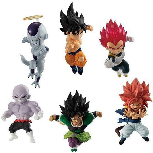 Dragon Ball Adverge Motion 3 Set of 6 - JANUARY 2020