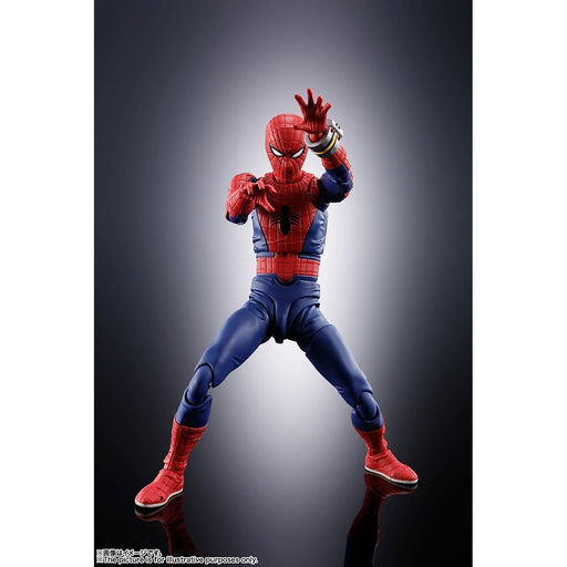 S.H.Figuarts Spider-Man (Spider-Man Touei TV Series) - AUGUST 2020