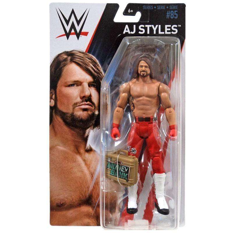 WWE Basic Series 85 - Money in the Bank - AJ Styles