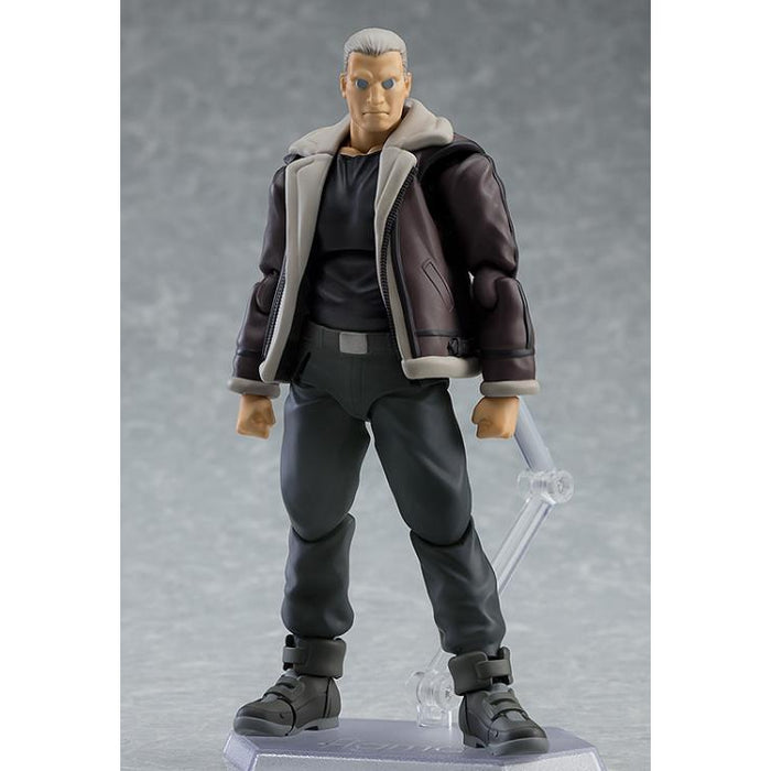 Figma Batou: S.A.C.VER. (Ghost In The Shell Stand Alone Complex) - JANUARY 2021