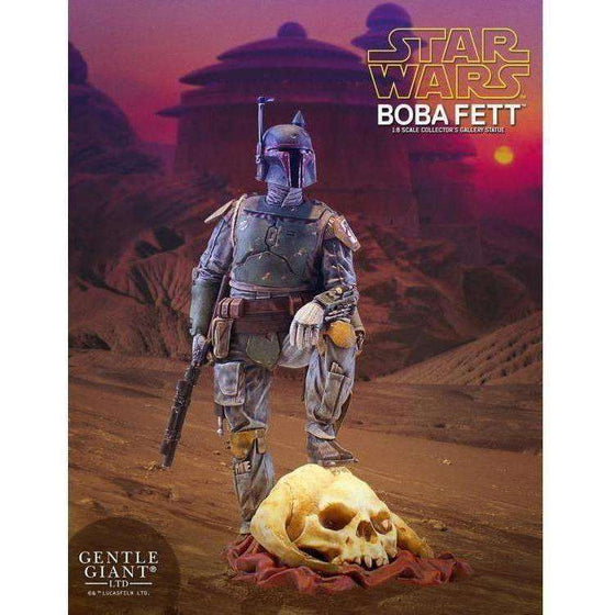Star Wars Collector's Gallery Boba Fett Statue - Q4 2018