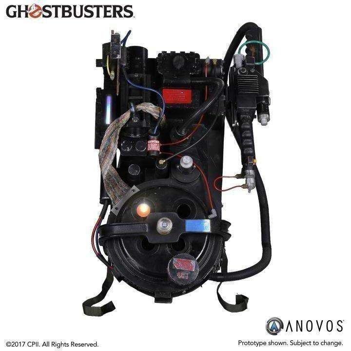 Ghostbusters Spengler Legacy Proton Pack - Q2 2019
