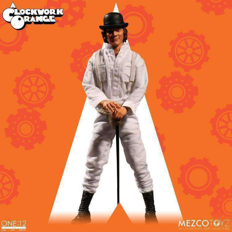 A Clockwork Orange One:12 Collective Alex DeLarge - December 2018