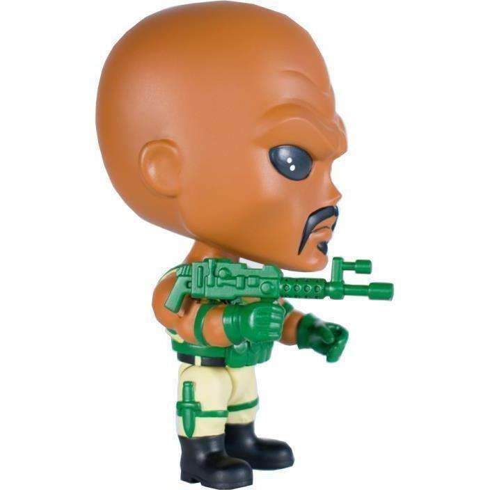 "G.I. Joe 4.50"" Roadblock Vinyl Figure - December 2018"