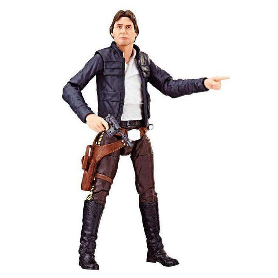Star Wars The Black Series Han Solo (Bespin) 6-Inch Action Figure - Wave 19