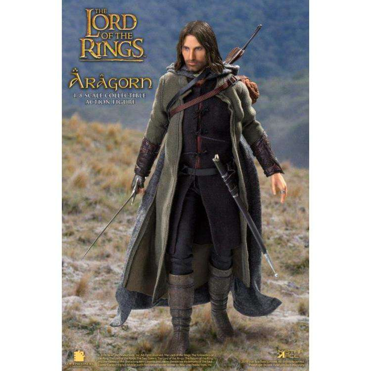 The Lord of the Rings Real Master Series Aragorn (Deluxe) 1/8 Scale Figure - Q2 2019