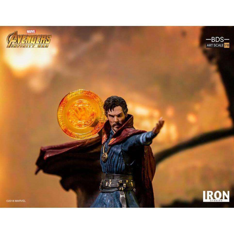 Avengers: Infinity War Battle Diorama Series Doctor Strange 1/10 Art Scale Statue - Q1 2019