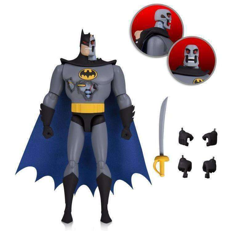 Batman: The Animated Series Hardac Figure - FEBRUARY 2019