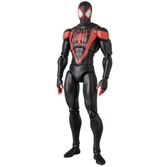 Marvel Comics MAFEX No.092 - Spider-Man (Miles Morales) - AUGUST 2019