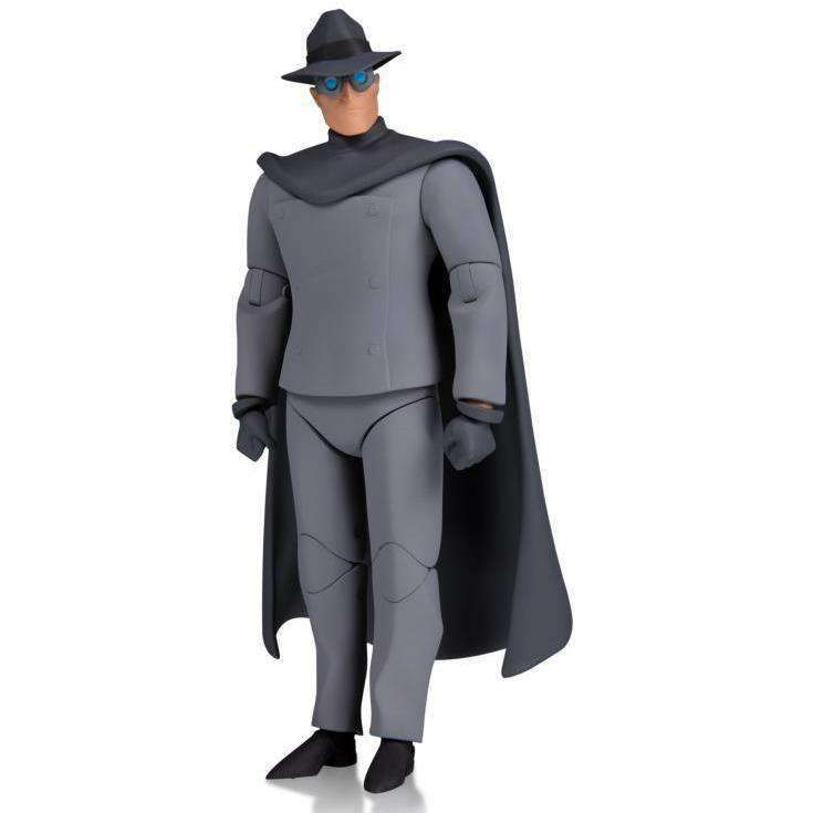 Batman: The Animated Series Gray Ghost Figure - MAY 2019