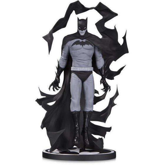 Batman Black and White Statue by Becky Cloonan - JULY 2018