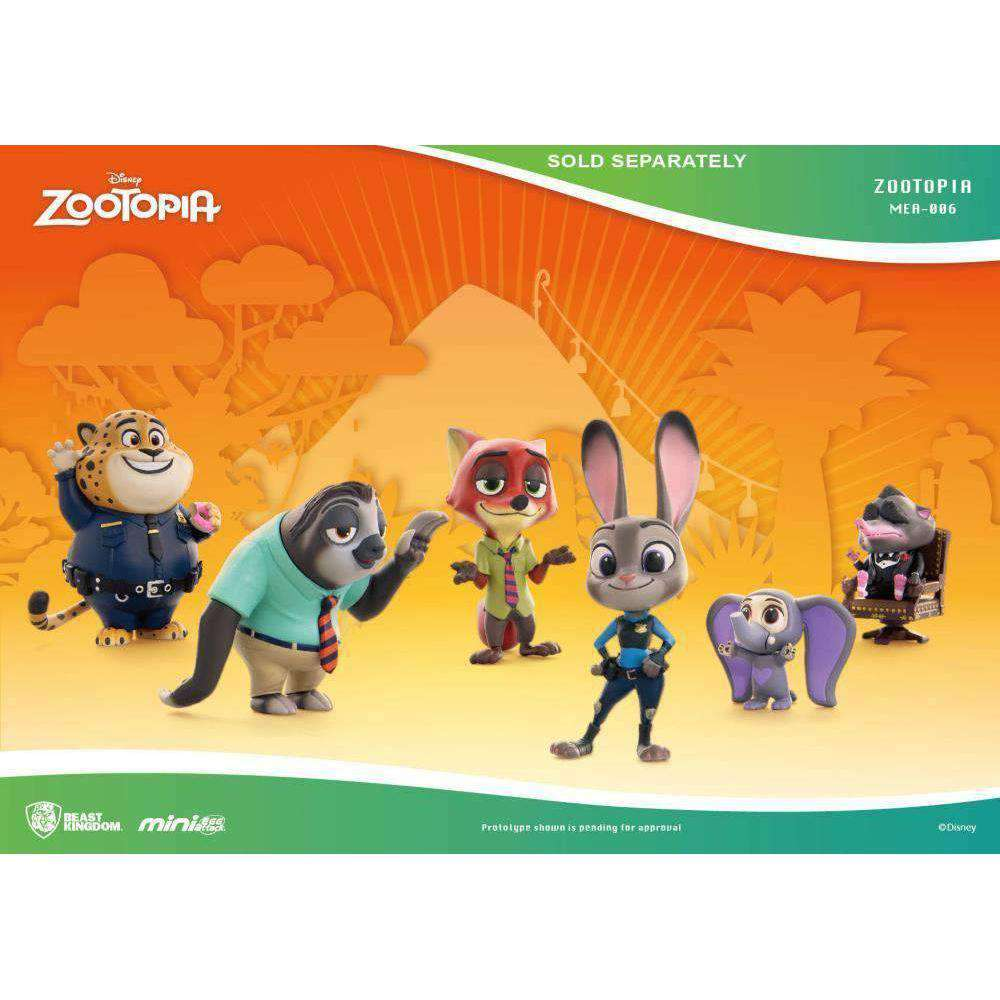 Zootopia Mini Egg Attack MEA-006 Mr. Big PX Previews Exclusive - MAY 2019