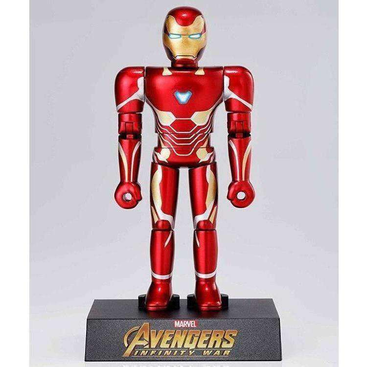 Avengers: Infinity War Chogokin Heroes Iron Man Mark L - APRIL 2019