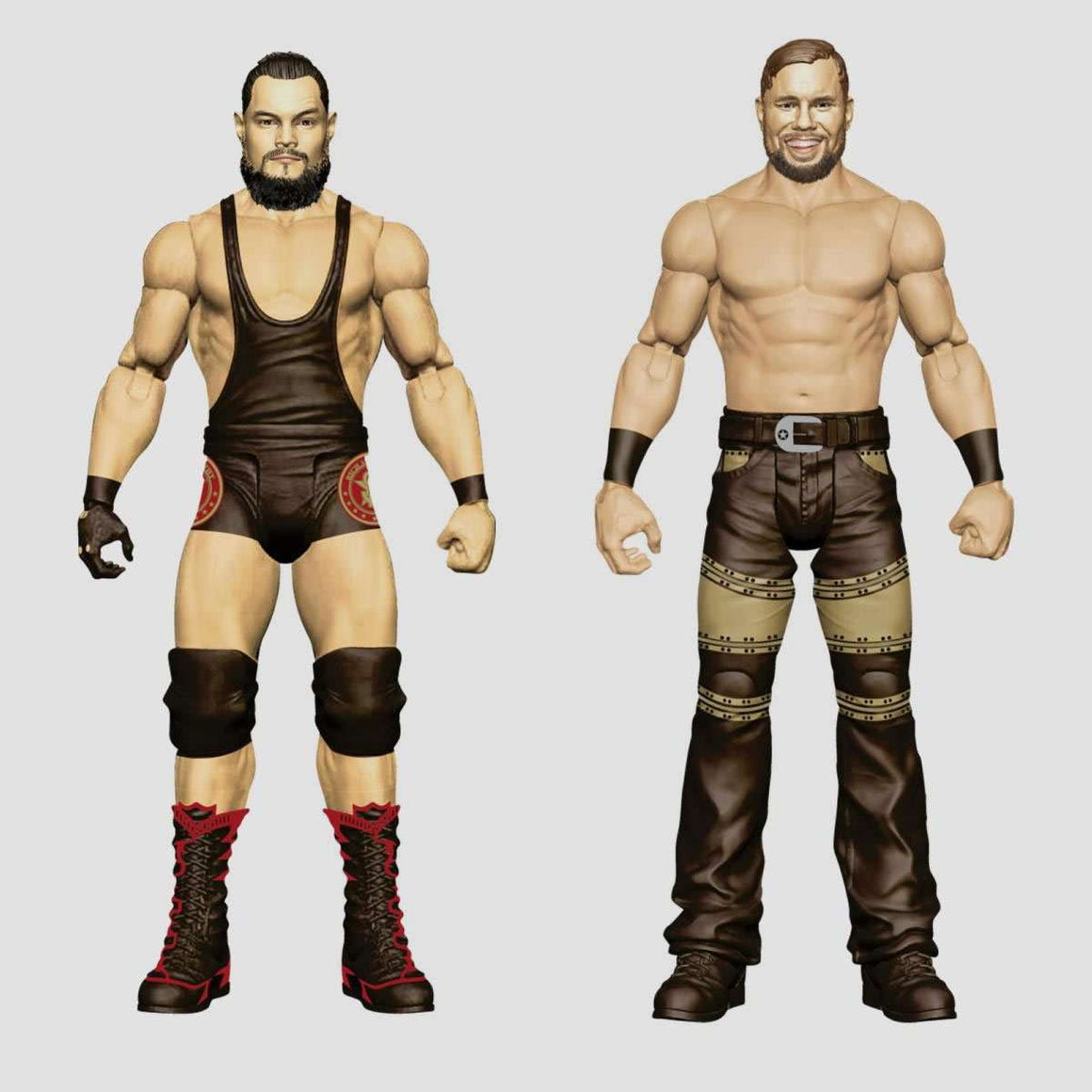 WWE Battle Packs Series 56 - B Team (Curtis Axel & Bo Dallas) - AUGUST 2019
