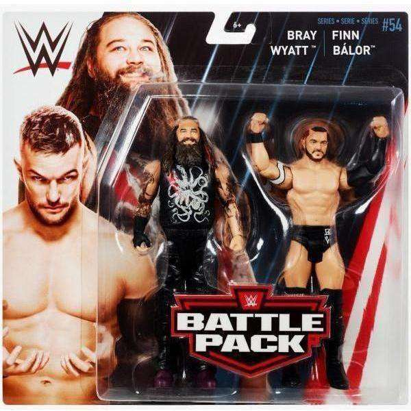 WWE Battle Packs Series 54 - Finn Balor & Bray Wyatt - OCTOBER 2018
