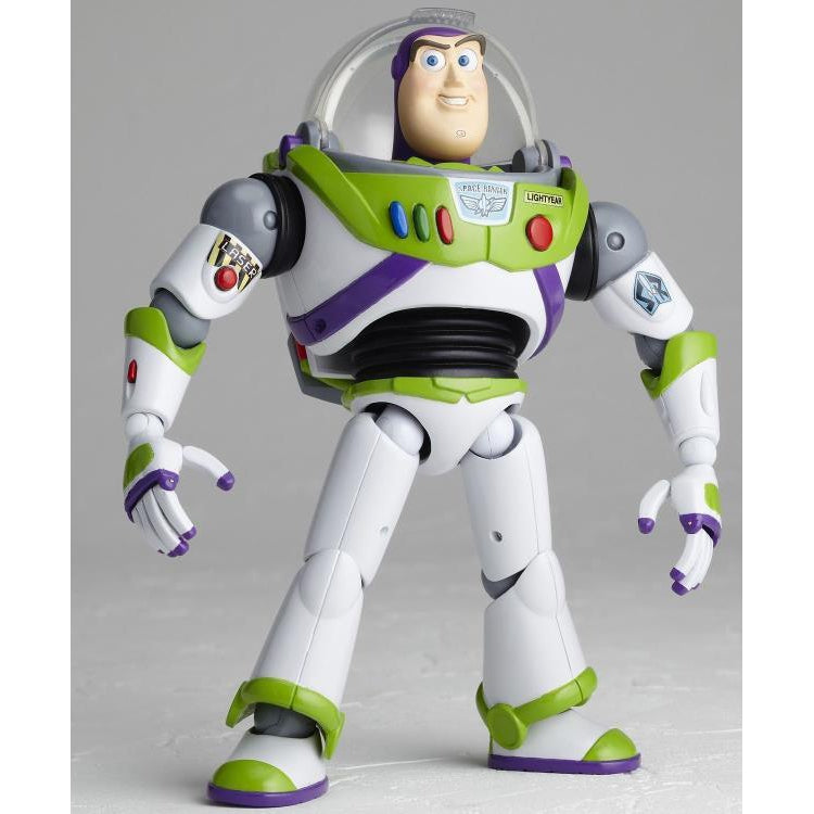 Toy Story Legacy of Revoltech LR-046 Buzz Lightyear (Renewal Package Ver.) - NOVEMBER 2019