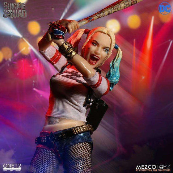 Suicide Squad One:12 Collective Harley Quinn