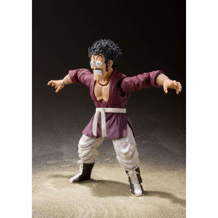 Dragon Ball Z S.H.Figuarts Mr. Satan - JANUARY 2019