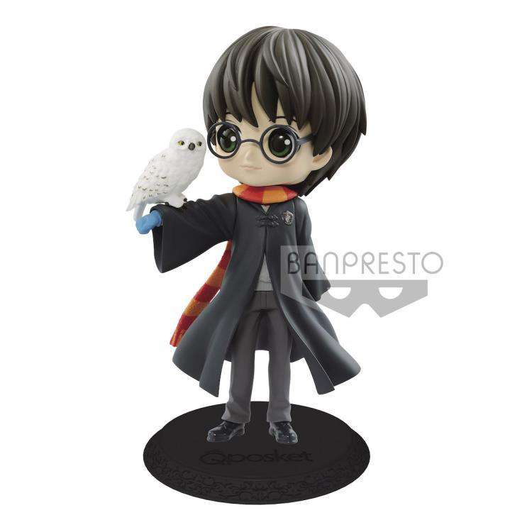 Harry Potter Q Posket Harry Potter with Hedwig (Pearl Ver.) - SEPTEMBER 2019