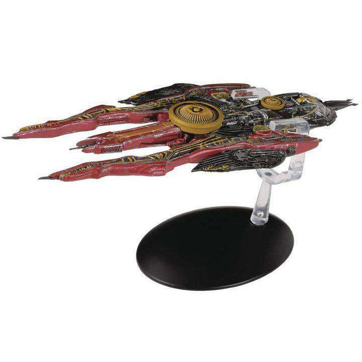 Star Trek: Discovery Collection #8 Klingon Qugh Class Ship - MARCH 2019