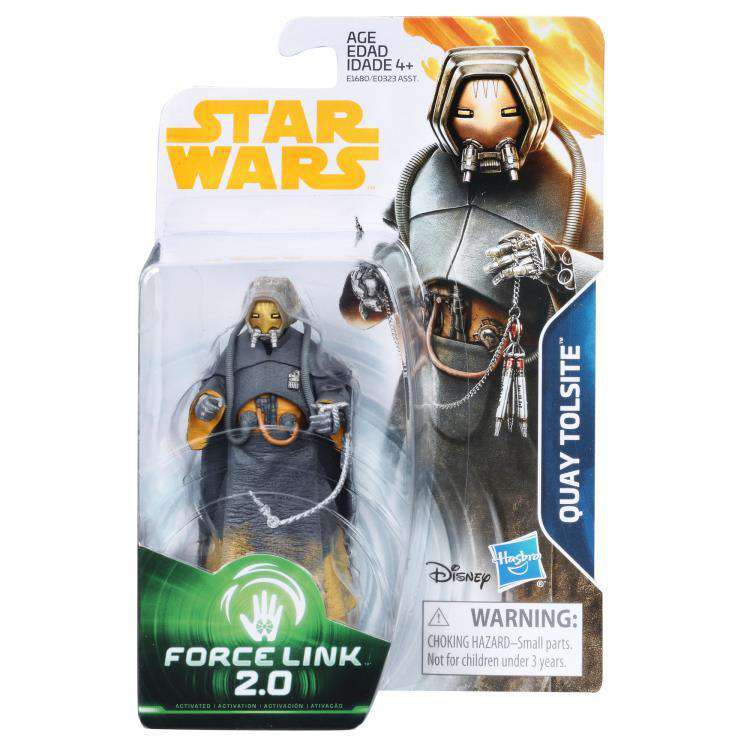 Star Wars Force Link 2.0 Wave 4 - Set of 7 Figures - BACKORDERED SHIPS NOVEMBER