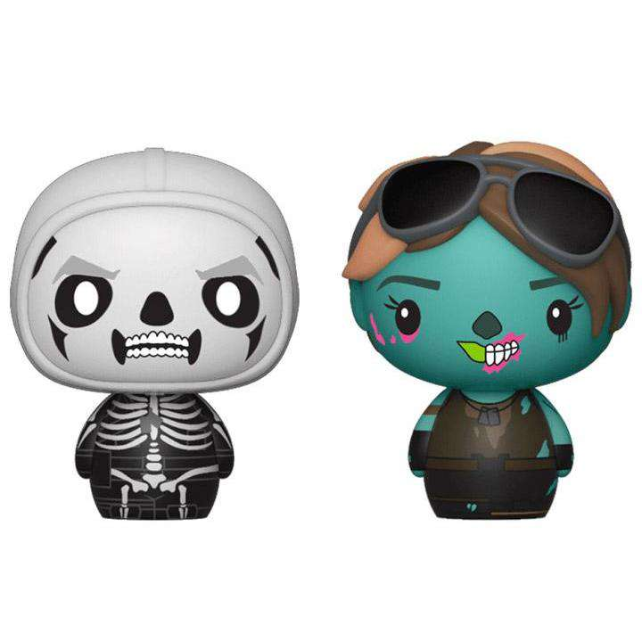 Fortnite Pint Size Heroes Skull Trooper & Ghoul Trooper Two-Pack - Q4 2018
