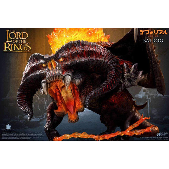 The Lord of The Rings Deform Real Balrog - Q4 2019
