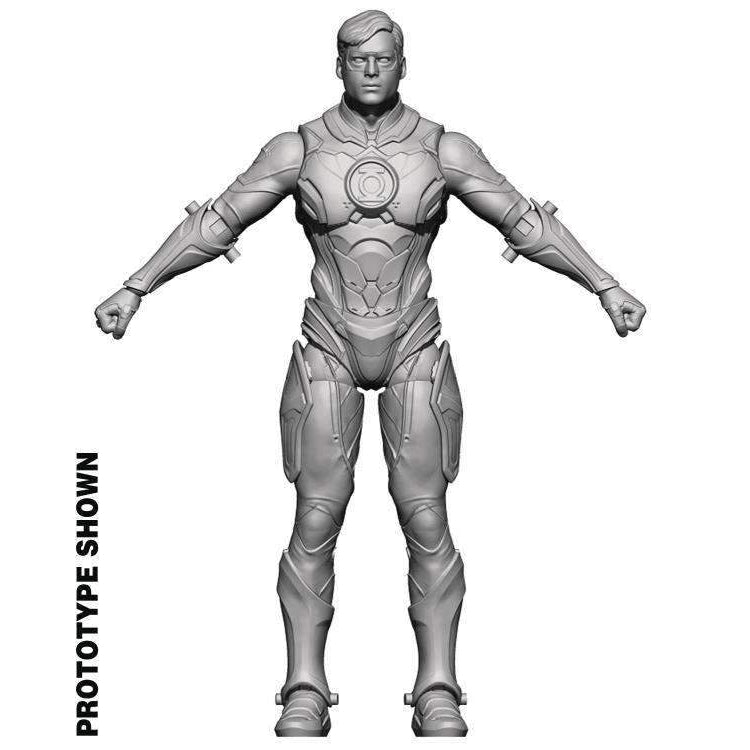 Injustice 2 Green Lantern 1/18 Scale PX Previews Exclusive Figure - DECEMBER 2019