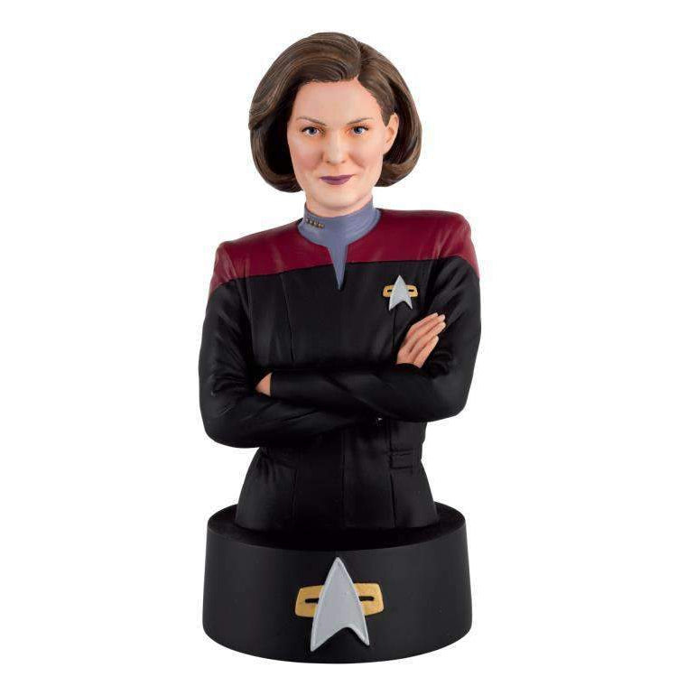 Star Trek Bust Collection #5 Captain Janeway - JUNE 2019